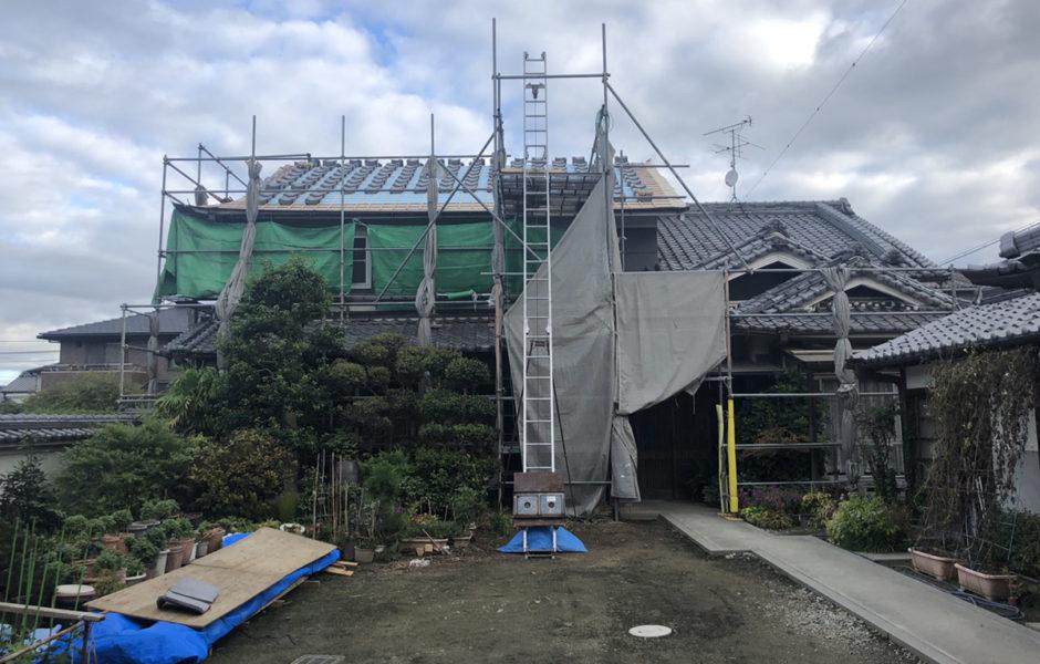 加古川市の1階まるごと+屋根葺き替え+外壁張り替えリノベーション3
