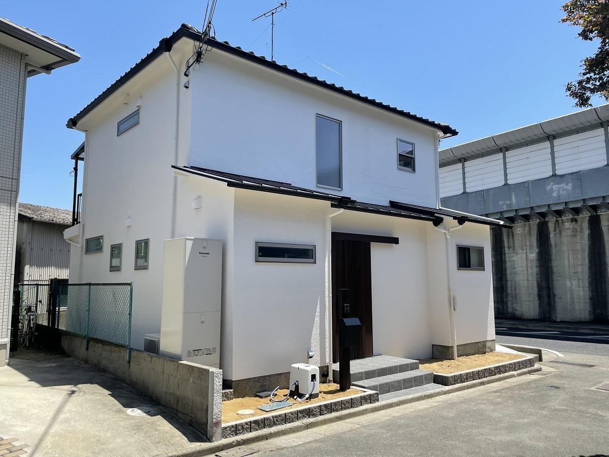 【ご来場可能なモデルハウス🏡】加古川市の築50年の一軒家を全面リノベーション!