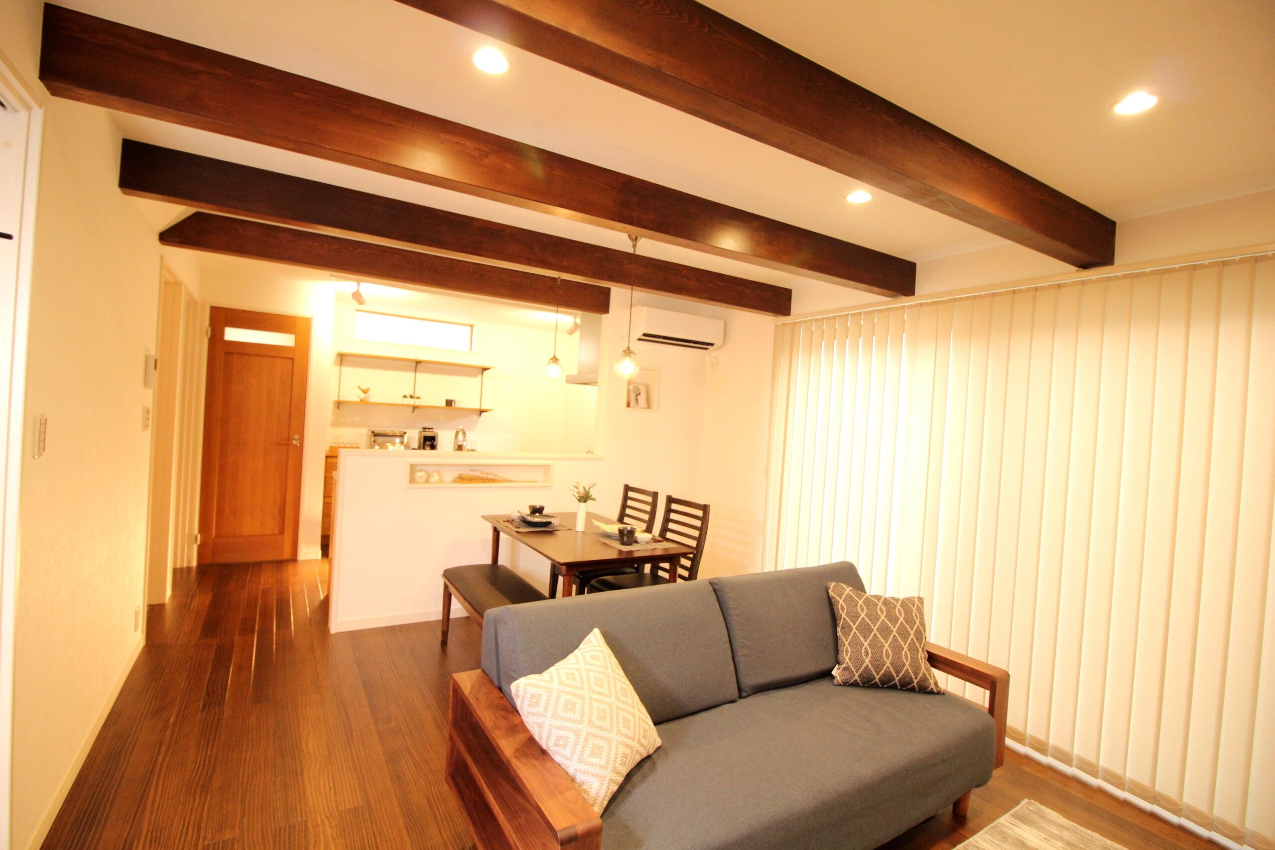 【ご来場可能なモデルハウス🏡】加古川市の築50年の一軒家を全面リノベーション!8