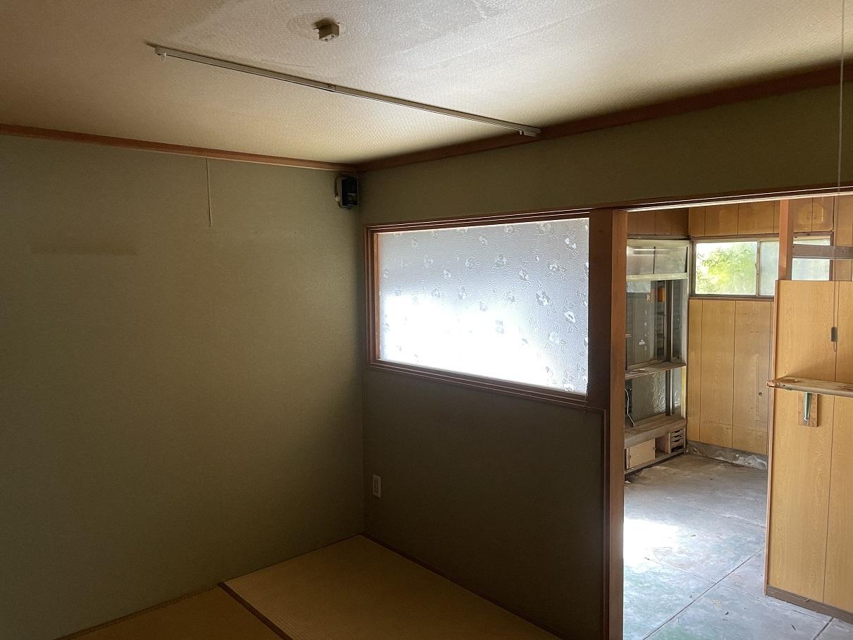 【ご来場可能なモデルハウス🏡】加古川市の築50年の一軒家を全面リノベーション!9