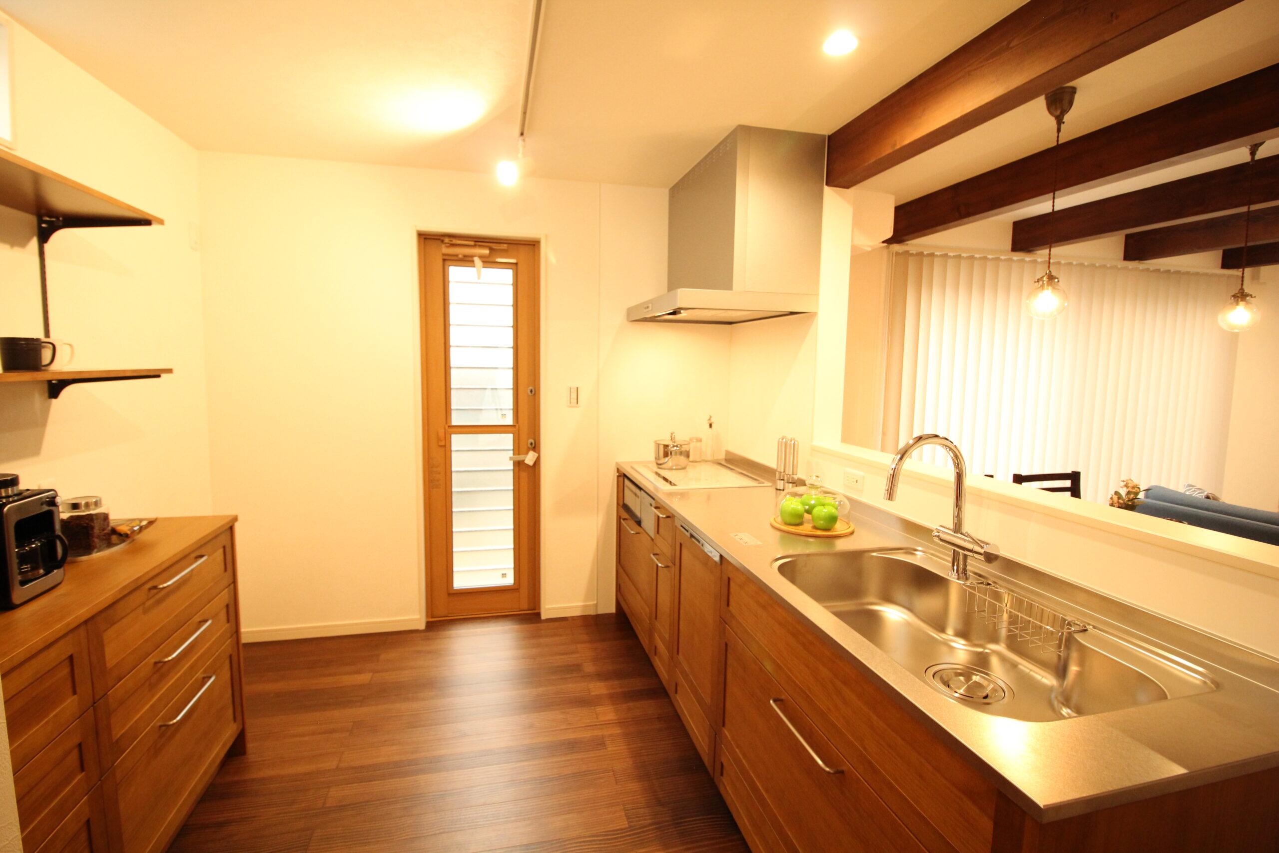 【ご来場可能なモデルハウス🏡】加古川市の築50年の一軒家を全面リノベーション!12